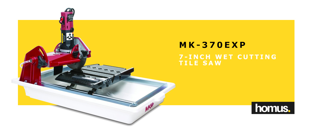 MK-370EXP 1-1_4 HP 7-Inch Wet Cutting Tile Saw